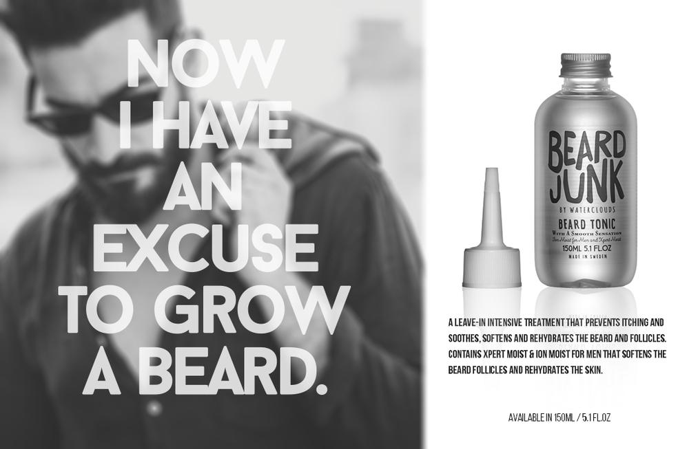 beard junk återförsäljare